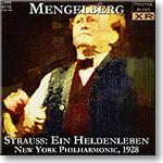 Strauss Ein Heldenleben, Mengelberg 1928, Ambient Stereo FLAC | Music | Classical
