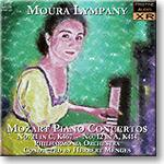 Mozart Piano Concertos 21 and 12, Lympany 1955, Ambient Stereo FLAC | Music | Classical