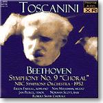 Beethoven Symphony No 9, Toscanini 1952, 24-bit mono FLAC | Other Files | Everything Else