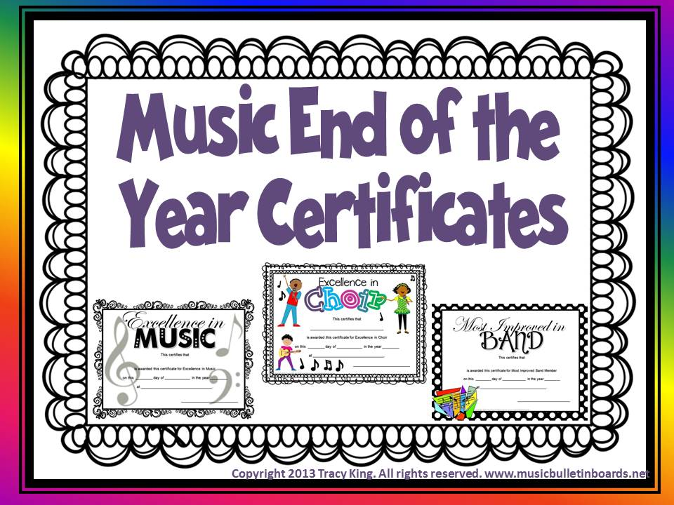 Great Choir Certificate Template Images Gallery Choir Certificate