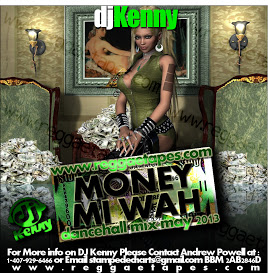 DJ KENNY - MONEY MI WAH