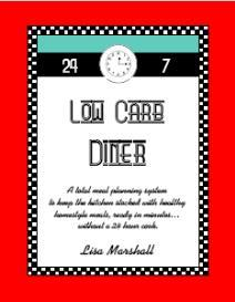 24/7 Low Carb Diner Plan | eBooks | Food and Cooking
