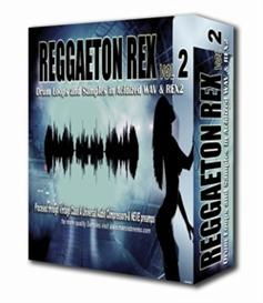 Reggaeton Rex Vol 2 | Software | Add-Ons and Plug-ins
