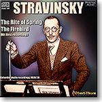 STRAVINSKY conducts The Rite of Spring, Firebird Suite, 1928/29, mono MP3 | Music | Classical
