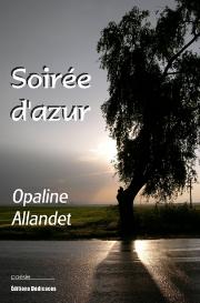 soiree d'azur - par opaline allandet