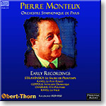 Pierre Monteux, The Early Recordings, mono FLAC | Music | Classical