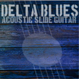 delta blues acoustic slide guitar