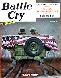 battle cry magazine, december 1955 (complete issue)