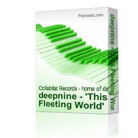 deepnine - 'This Fleeting World' mp3 | Music | Dance and Techno