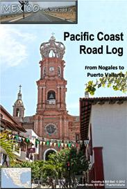comprehensive road log and travel guide nogales to puerto vallarta