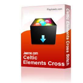 Celtic Elements Cross Stitch Pattern | Other Files | Patterns and Templates