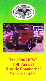 15th hcvc historic truck display