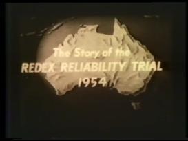 1954 redex trials