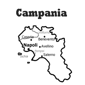lesson plan and reading exercise for italian language learners: campania region