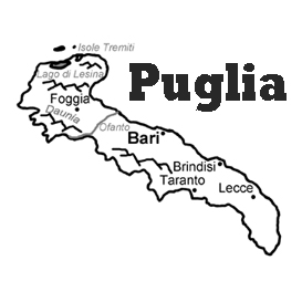 lesson plan and reading exercise for italian language learners: apulia region