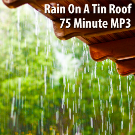 Rain On A Tin Roof 75 Minutes Music New Age