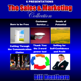sales collection + 48 speaking tips
