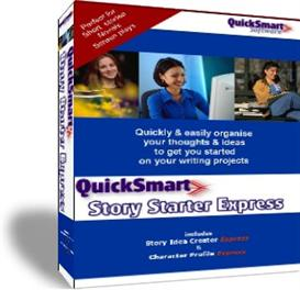Story Starter Express | Software | Home and Desktop
