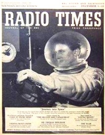 journey into space old time radio