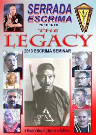 legacy escrima seminar 2013