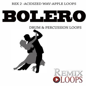Bolero Drum Loops | Music | Soundbanks