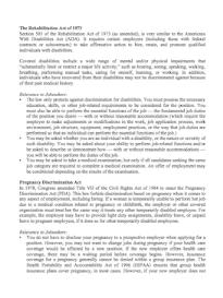 understanding employment law (pass-along materials)
