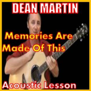 Learn to play Memories Are Made Of This by Dean Martin | Movies and Videos | Educational