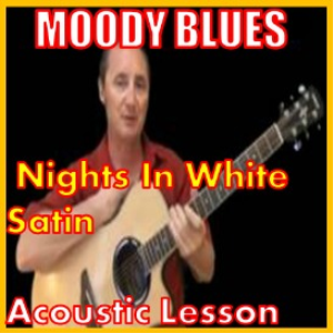 learn to play nights in white satin by the moody blues