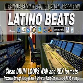 Latino Beats 2.0 | Software | Add-Ons and Plug-ins
