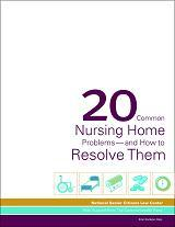 20 Common Nursing Home Problems-E-mail | eBooks | Health