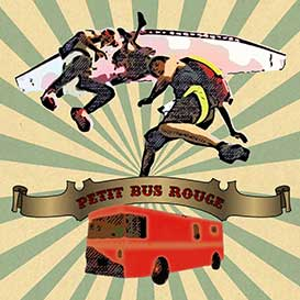 petit bus rouge english
