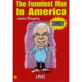 the funniest man in america - live! (dvd)