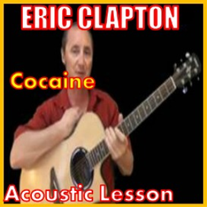 Learn to play Cocaine by Eric Clapton | Movies and Videos | Educational