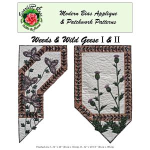weeds & wild geese i & ii