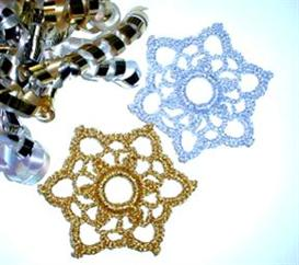 snowflake ornament 1