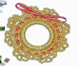 Wreath Ornament  1 | Other Files | Arts and Crafts