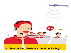 #1 reason your business could be failing!