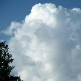 thunder over the mountain