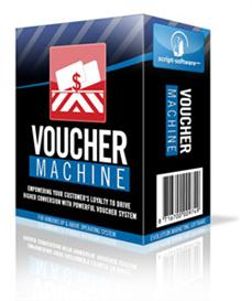 Coupon Voucher Machine | Software | Business | Other