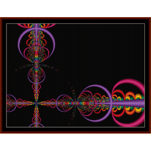 Fractal 99 cross stitch download