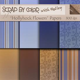 Hollyhock Papers | Other Files | Scrapbooking