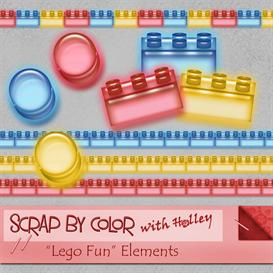 lego fun elements