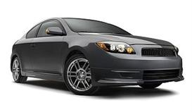2008 Scion tC MVMA Specifications | Other Files | Documents and Forms