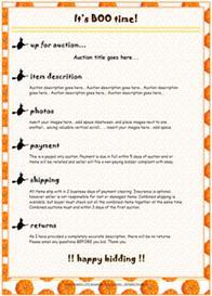 pumpkin ebay template by sctradekat