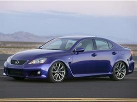 2008 Lexus IS-F MVMA Specifications | Other Files | Documents and Forms