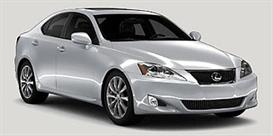 2008 Lexus IS250 and IS350 MVMA Specifications | Other Files | Documents and Forms