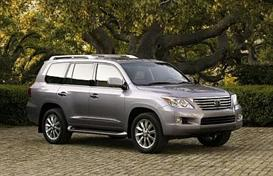 2008 Lexus LX570 MVMA Specifications | Other Files | Documents and Forms
