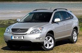 2008 Lexus RX350 MVMA Specifications | Other Files | Documents and Forms