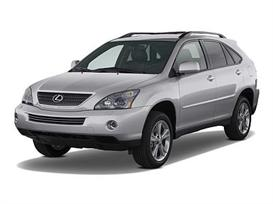 2008 Lexus RX400h MVMA Specifications | Other Files | Documents and Forms