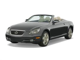 2008 Lexus SC430 MVMA Specifications | Other Files | Documents and Forms